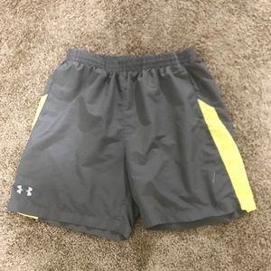 Under Armor Running Shorts